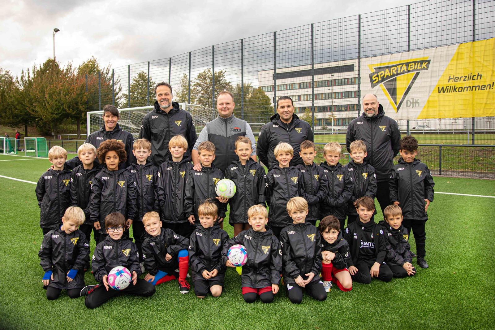 Team Piotr Spart Bilk Sponsor